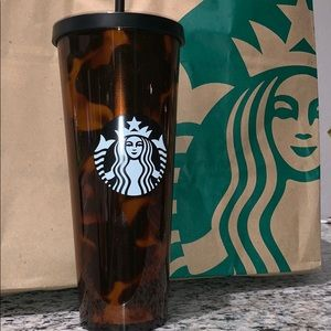 Starbucks Tortoise Shell Tumblr Venti size